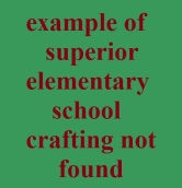 superior crafting