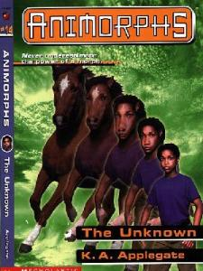 Animorphs_14_The_Unknown
