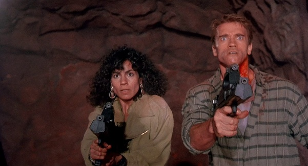 "Melina in ""Total Recall,"" 1990"